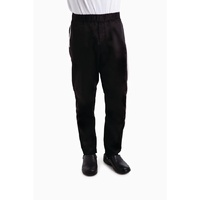 Whites Southside Utility Chef Pants Black L B989-L