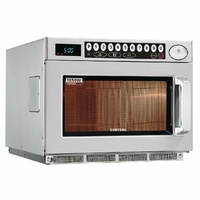 Samsung Heavy Duty 1850W Programmable Commercial Microwave CM1929 C529