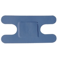 Blue Assorted Plasters pack of 100 CB441