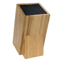 Vogue Wooden Universal Knife Block CP862
