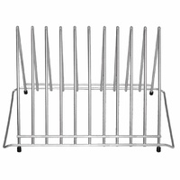Hygiplas Heavy Duty Chopping Board Rack DP037