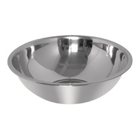 Vogue Stainless Steel Mixing Bowl 4.8Ltr GC138