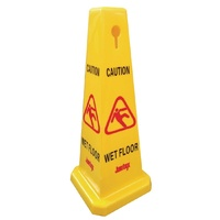 Jantex Cone Wet Floor Safety Sign L483