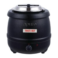 Apuro Black Soup Kettle L715-A