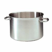 Vogue Stainless Steel Stew pan 9.5Ltr M941