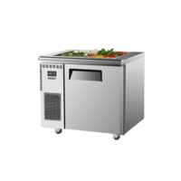 Skipio 900mm Single Door Salad Prep Table Fridge SSR9-1