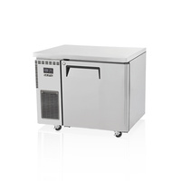 Skipio Single Door Stainless Steel Underbench Freezer SUF9-1